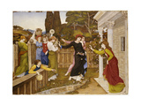 The Shulamite, C.1882 Giclee Print by John Roddam Spencer Stanhope
