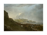 View of Dover, 1746-47 Giclee Print by Richard Wilson