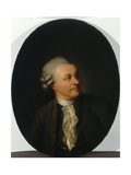 Portrait of Friedrich Gottlieb Klopstock, Hamburg, 1780 Giclee Print by Jens Juel
