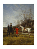 Chivalry Giclee Print by Heywood Hardy