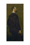 David Wilson Jordan, 1899 Giclee Print by Thomas Cowperthwait Eakins