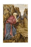 The Vision of Ezekiel: the Valley of Dry Bones Giclee Print by John Roddam Spencer Stanhope