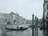 View of the Grand Canal Photographic Print