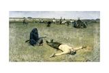 The Captive, 1885 Giclee Print by Henry Francois Farny