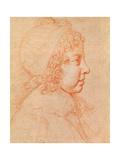 Portrait of Louis Xiv as a Child Giclee Print by Philippe De Champaigne