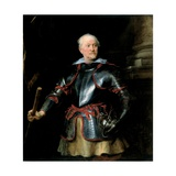 A Man in Armour, C.1621-27 Giclée-Druck von Sir Anthony Van Dyck