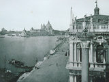 View across the Grand Canal Photographic Print