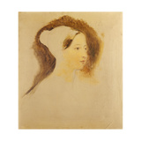 Portrait of Queen Victoria Giclee Print by Sir David Wilkie