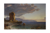 The Isle of Capri, 1893 Giclee Print by Jasper Francis Cropsey
