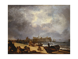 Yarmouth Jetty Giclee Print by John Crome