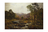 Lyndale, Devon Giclee Print by Henry John Yeend King