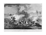 Battle of Sediman on 8th October 1798 Giclee Print by Thomas Naudet