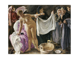 The Witches, 1897 Giclee Print by Lovis Corinth