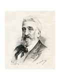 Philippe Rousseau, 1887 Giclee Print by Gaston Vuillier