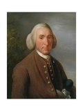 Portrait of a Gentleman Giclee Print by John Singleton Copley