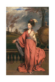 Jane Fleming, Later Countess of Harrington, C.1778-79 Reproduction procédé giclée par Sir Joshua Reynolds