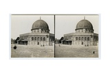 Dome of the Rock, 1850s Giclee Print by Mendel John Diness