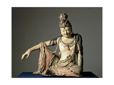 Water-And-Moon (Shuiyue) Guanyin, Xixia or Jin Dynasty, 12th or Early 13th Century Giclee Print