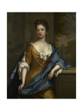 Portrait of a Lady, Early 1700s Giclee Print by Michael Dahl
