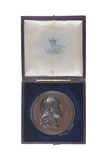 William Wilberforce, Friend of Africa, Commemorative Medal, 1808 Giclee Print by Thomas Webb