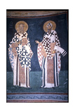 St. Cyril and St. Gregory Giclee Print