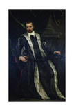 Portrait of a Gentleman of the Soranzo Family, C.1565 Giclee Print by Paolo Veronese