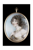 Portrait of Lady Elizabeth Whitbread Giclee Print by Andrew Plimer
