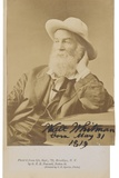Walt Whitman, Brooklyn, September 1872 Photographic Print by George Frank E. Pearsall