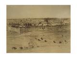 Jerusalem, 1855-57 Giclee Print by Mendel John Diness