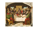 The Last Supper, C.1525 Giclee Print by  Master of Portillo