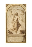 The Resurrection Giclee Print by Lodovico Carracci
