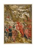 St. John in the Desert, 1498 Giclee Print by Albrecht Dürer or Duerer