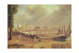 Proclamation of the Second French Republic, Place De La Concorde, February 24, 1848 Giclee Print by Jean-Jacques Champin