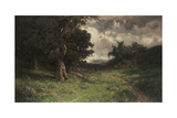 After the Storm, 1899 Giclee Print by William Keith