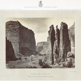 Canyon De Chelly, 1873 Photographic Print by Timothy O'Sullivan