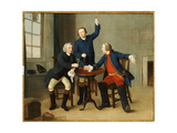 The Toast Giclee Print by Alexander Nasmyth