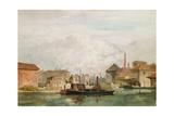 Birmingham Giclee Print by David Cox