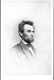President Lincoln in the Last Week of His Life, 1865 Photographic Print by Mathew Brady