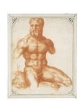 Hercules Giclee Print by Baccio Bandinelli
