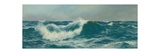 Waves Giclee Print by Daniel Sherrin