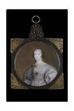 Portrait of Queen Henrietta Maria Giclee Print by Alexander Cooper