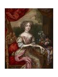 Portrait of a Lady Giclee Print by Henri Gascar