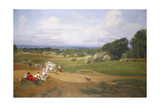 Hampstead's Happy Heath, 1897 Giclee Print by Sir David Murray