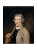 Mr. Francis Bailey, 1791 Giclee Print by Charles Willson Peale