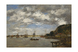 Bordeaux Giclee Print by Eugene Louis Boudin