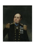 Sir John Franklin Giclee Print by Stephen Pearce