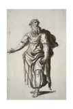 Merlin, C.1610 Giclee Print by Inigo Jones