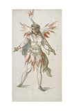 Torchbearer: a Fiery Spirit Giclee Print by Inigo Jones