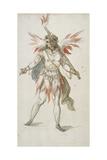 Torchbearer: a Fiery Spirit Giclee Print by Inigo Jones