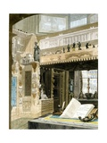 Monks Room and Gallery, Sir John Soane Museum, 1826 Giclee Print by F. Williams
